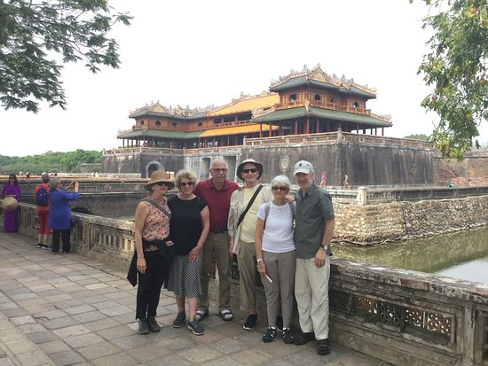 Shore excursions from Hue/ Da Nang (Chan May Port), Vietnam