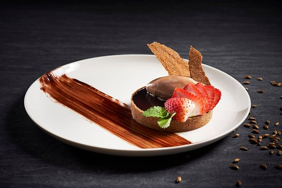 chocolate tart singapore
