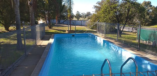 Lavington, ออสเตรเลีย: Green Door Motel