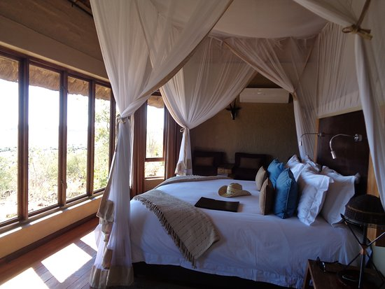 African Sky Safaris & Tours: One of four lodges we stayed at during our African Sky Safari holiday