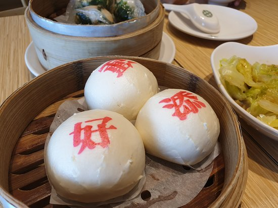 Tim Ho Wan J-Mall: 添好運 台中J-Mall店
