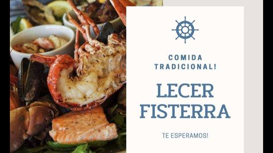 imagen Restaurante Lecer en Fisterra
