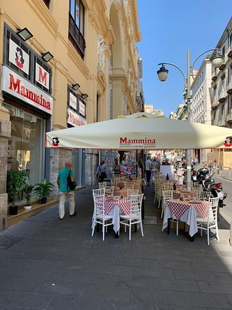 Mammina A Santa Brigida Naples Menu Prices Restaurant