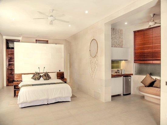 Villa Merdu: Master Suite of the 3brm villa