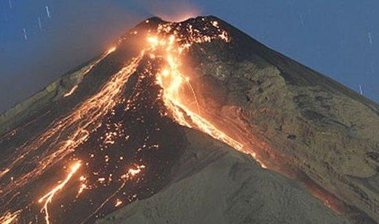 Гватемала: Guatemala Volcano Eruption