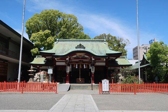 Aguchi Shrine