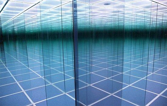 Magic of Illusions: Стеклянный лабиринт