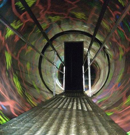 Magic of Illusions: Тоннель бесконечности