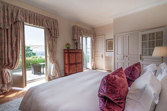 Hotel Beau-Rivage Geneva: suite Umberto