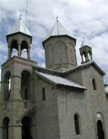 Akhaltsikhe, Georgia: Армянская церковь сурб Нешан