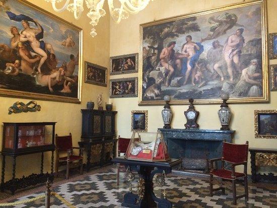 Borromeo Palace: ein Zimmer