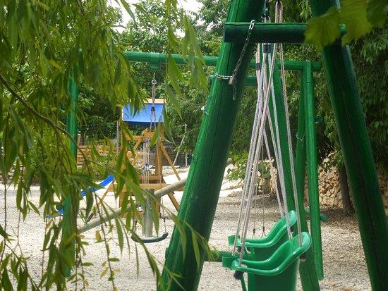 Inazares, Hiszpania: Parque para los más pequeños