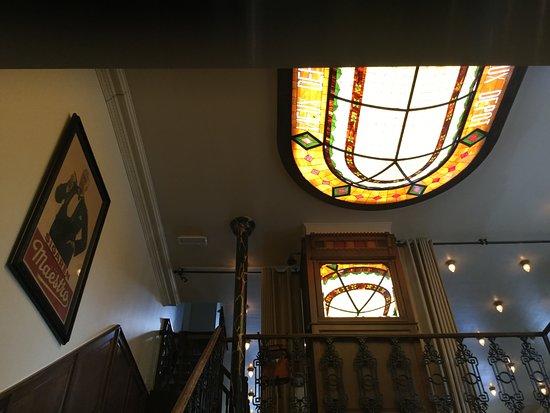Vieux Depot: Mooi interieur
