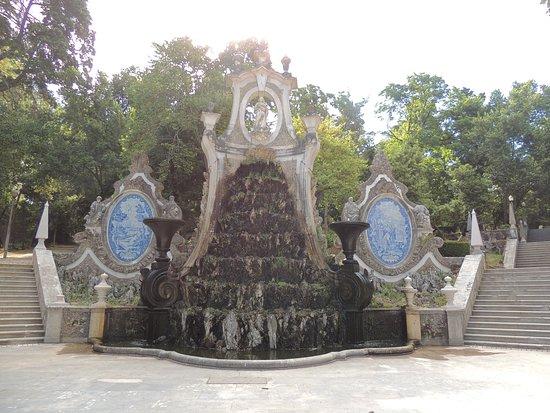 Hotel Ibn-Arrik: Parque Saeria