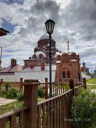 Sviyazhsk, רוסיה: Собор иконы богоматери