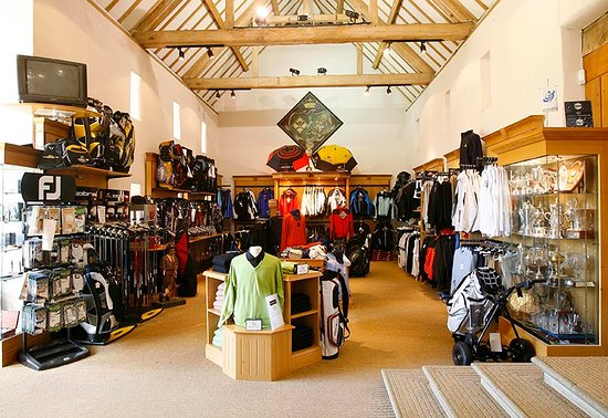 The Pro Shop at Bowood Hotek Spa & Golf Resort