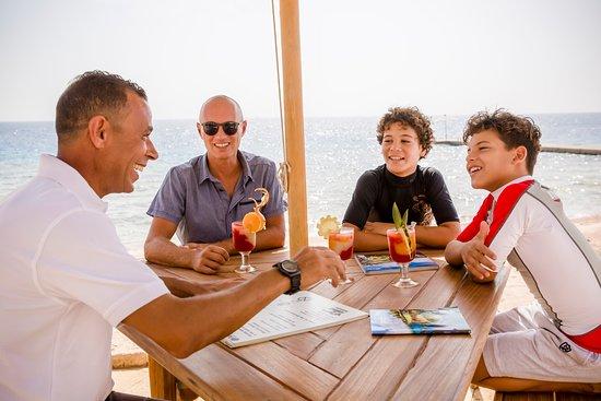 Meet our diving instructors.