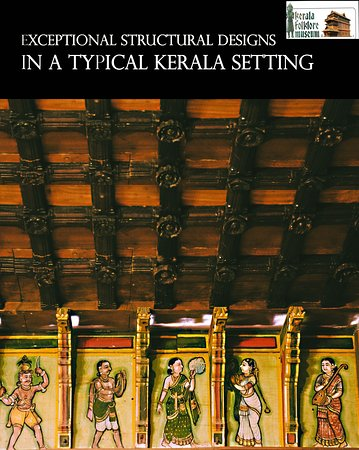 Exceptional structural design in a typical Kerala setting