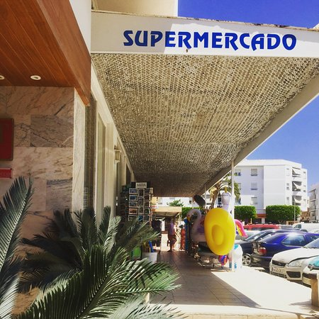 Our Supermercado sells everything you need for a comfortable stay.