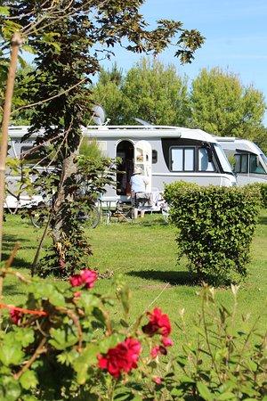Ambiance familiale et chaleureuse au Camping des Dunes à Plobannalec Lesconil
