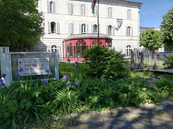 Office De Tourisme Du Pays Riberacois