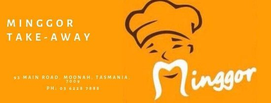 Come into Minggor Take-away today!   We are located at 93 Main Road, Moonah and we hope to see you soon!