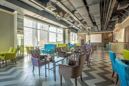 Lounge-cafe MSK Mytishy
