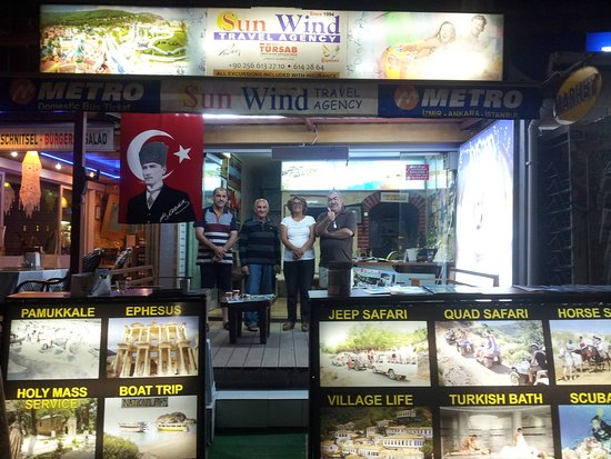 Sun Wind Travel Agency