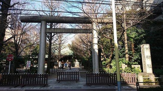 Dairoku Tensakaki Shrine