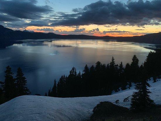 Foto de Parque Nacional del Lago del Cráter
