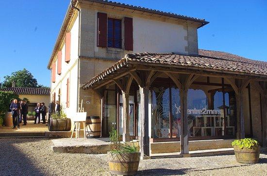 La Sauve, Frankrike: Maison des vins de l'Entre deux Mers
