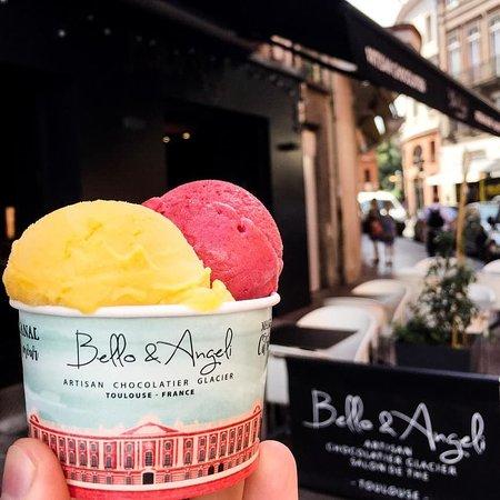 Bello & Angeli - Le Lounge - Artisan Chocolatier Glacier Toulouse Victor Hugo