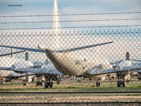 Arizona Air Force Base >> Tucson Arizona Davis Monthan Afb Boneyard Picture Of