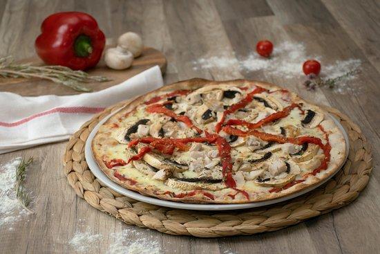 Pipol bar: Pizza Ramooooooón