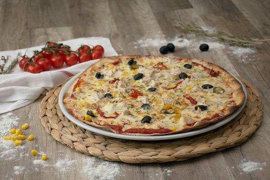 Pipol bar: Pizza mejicana
