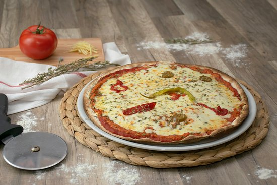 Pipol bar: Pizza jalapeños