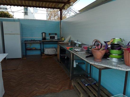 Givat Yoav: the Kitchen at Camp Golan