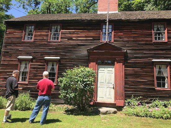 Merrimac, ماساتشوستس: Old Sawyer House