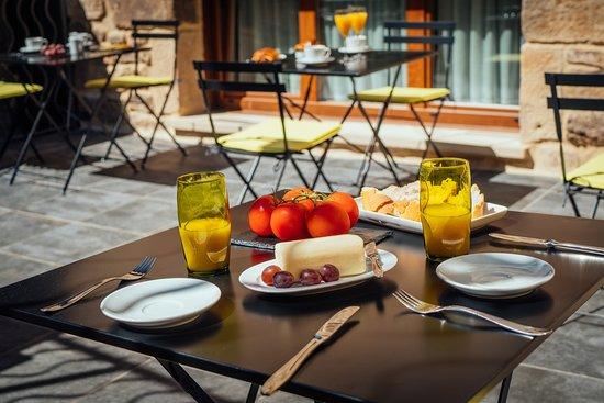 Desayunos Hotel Rural Pinares de Soria
