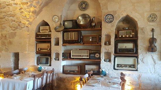 A l'intérieur du restaurant - Restoran içinde