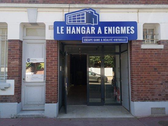 Le Hangar a Enigmes