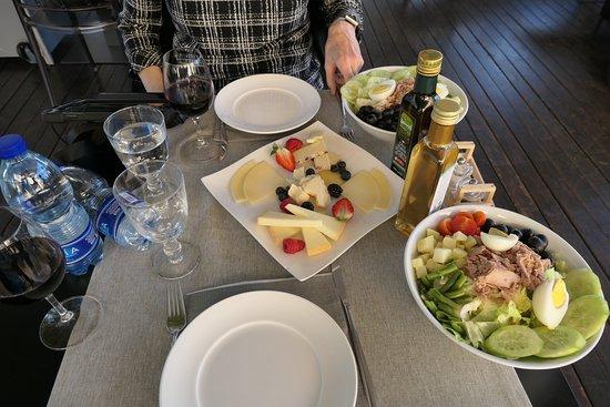 Lunch Picture Of Terrazza Caffarelli Rome Tripadvisor