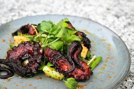 Louro - Restaurante: Salada de Polvo da Rocha