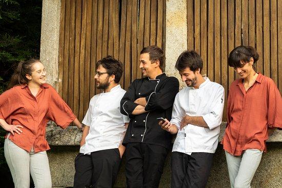 Louro - Restaurante: Equipa LOURO