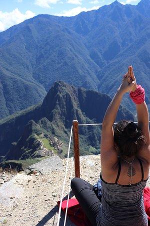 Machu Picchu Resmi