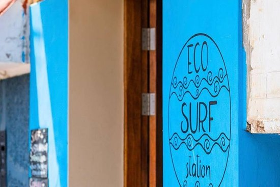Eco Surf Station - Surf & Sustainability