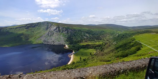 Tour to the Wicklow mountains with guide