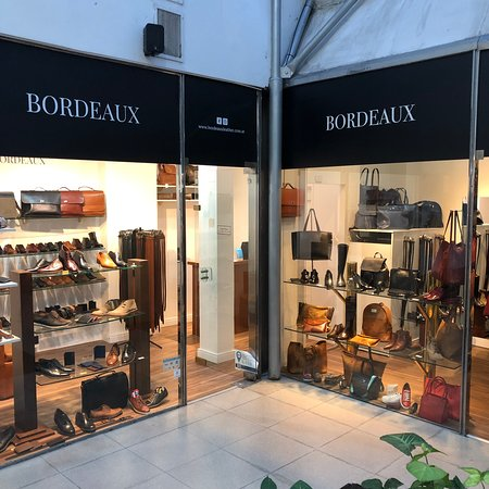 BORDEAUX LEATHER & SHOES