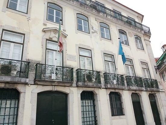 Casa do Santo Padre Cruz