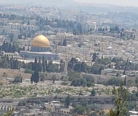 אזור ירושלים, ישראל: Viene a Gerusalemme con noi